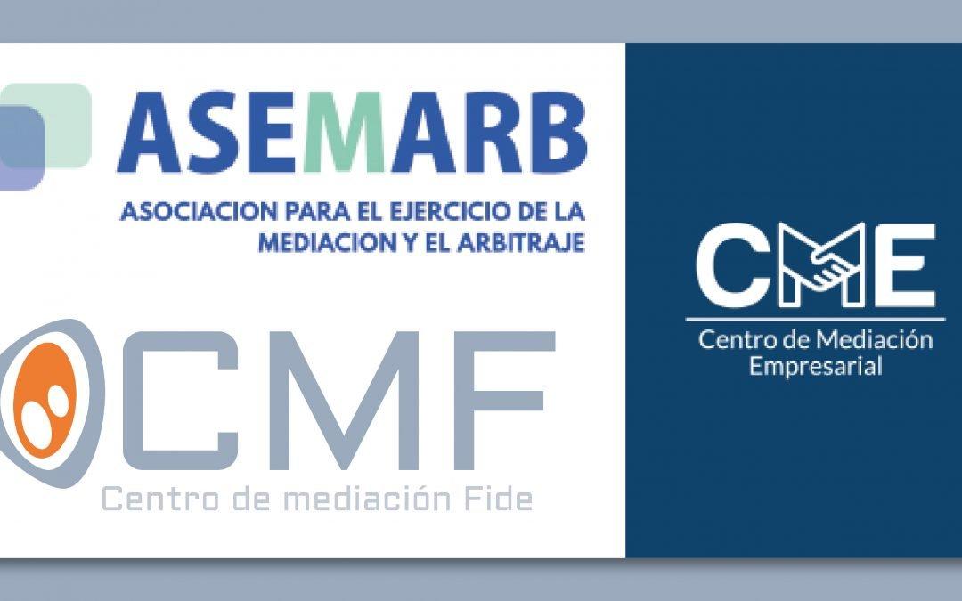CMF firma convenios con Asemarb (Sevilla) y CME (Guayaquil)